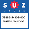 38885-54J02-000 Suzuki Controller assy,4wd 3888554J02000, New Genuine OEM Part