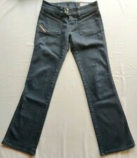 Women´s DIESEL Jeans 27 x 29 / Hush DS / Straight / Squared pockets / Italy