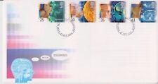 UNADDRESSED GB ROYAL MAIL FDC 1994 MEDICAL DISCOVERIES STAMP SET TUNBRIDGE PMK