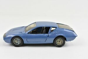 Solido Alpine Renault A310 Blue Diecast 1:43 Made in France