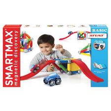 SmartMax SMX 502 Basic Stunt Set Riesenmagnet-Set Magnetspiel Baukasten