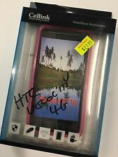 HTC Velocity 4G Silicon Case in Pink SCC5454PK Brand New Sealed Original package