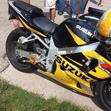 Coffman Shorty Exhaust:Suzuki 2000-2005 GSXR 600/750