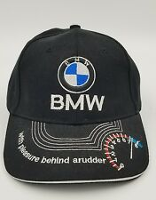 """BMW Hat Cap """"with pleasure behind a rudder  FREE Shipping"""