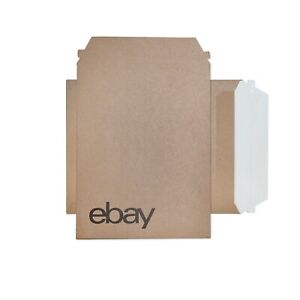 "7"" x 9"" Paperboard Mailjacket Envelope (No padding)"