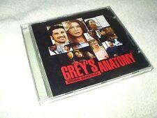 CD Album Soundtrack Grey's Anatomy TV Series