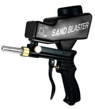 Portable Heavy Duty Sandblaster Gun Gravity Feed Sandblasting Antirust Air Tool