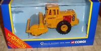 CORGI - ROAD ROLLER - WIMPEY  - WORKING FEATURES - BOXED - TY86001 - c2001