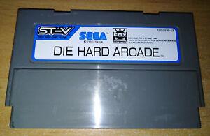 *ONLY CART* DIE HARD ARCADE - SEGA ST-V STV  *BEST OFFER* *TRACKED *100% WORKING