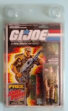 VINTAGE HASBRO ARAH GI JOE  REPEATER 1987 MOC FACTORY SEALED RARE EXCLUSIVE CASE