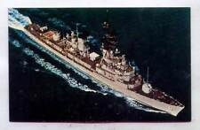 U. S. S. Barney DDG-6 Guided Missle Destroyer Commisioned 1962