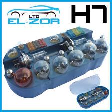 H7 Emergencia Bombilla Fusible Kit de coche recambio x30 233 BA9S 382 380 1156