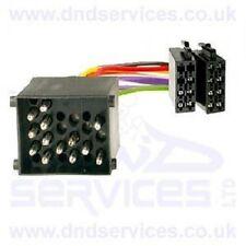 PC2-05-4 ROVER 25 45 75 CD RADIO STEREO ISO WIRING HARNESS ADAPTOR SOCKET CAR
