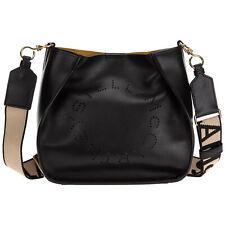 Stella Mccartney shoulder bag women stella logo 700073W85421000 Black mini