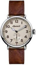 Watch Man Ingersoll Trenton I03301 leather Brown