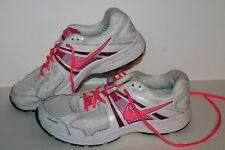 Nike Dart 10 Running Shoes, #580428-100, White/Pinks, Womens US Size 10