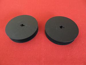 2  NEW (KODAK)16mm 100' DAYLIGHT METAL TAKE-UP SPOOLS