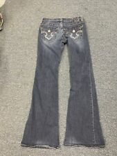 Big Star Remy Jeans Flare Size 28 Long Low Rise