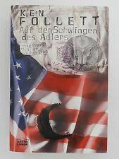 Ken Follett Auf den Schwingen des Adlers Roman Thriller Bastei Lübbe Verlag