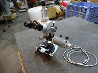 Carl Zeiss 47-52-00-9901 Microscope 3 EPIPLAN-HD Objective KPI W10X Eyes