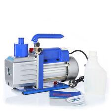 100L/Min Vakuumpumpe Unterdruckpumpe Industriepumpe Klimaanlage Aluminiumgehäuse