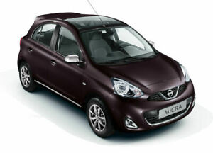 Genuine Nissan Micra K13 (2013 -) Chrome Design Style Pack KE6001H005 RRP£169