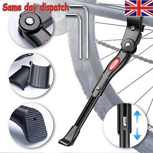 UK Heavy Duty Adjustable Mountain Bike Bicycle Cycle Prop Side Rear Kick Stand