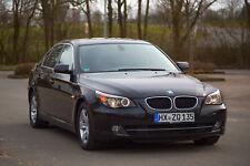 BMW 520D Aut. SitzH,Head-Up,Xenon,KurvLi,RegSens,Leder,Bluetooth, HU NEU