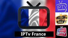 IP*TV Smarters Pro Abonnement 12 m(✔️M3U✔️SMART TV✔️ANDROID✔️MAG)option Adult 18