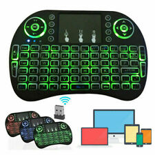 US Mini i8 Wireless Keyboard 2.4G with Touchpad for PC Android Desktop PC TV Box