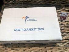 NEDERLAND 2003 - EUROMUNTEN - MUNTROLPAKKET - MUNTROLLEN PAKKET - YEARPACK