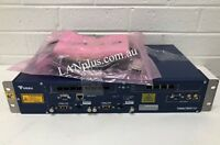 Tellabs 8620 Access Switch Dual -48Vdc 2.6A w ATM OC3 Gigabit Fiber port Cables
