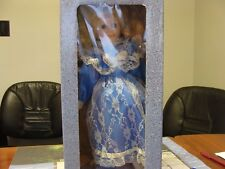 "New In Box ""My Favorite Doll Collection"" 16 inch w/ Blue Dress"