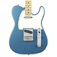 Fender Player Series Telecaster Maple Neck in Tidepool Blue Demo