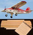 "74"" Ws PIPER PA-108 COLT R/c Plane short kit/partial kit and plans, PLS READ !"
