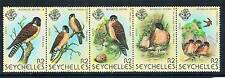 Seychelles 1980 Birds SG 463/7 MNH