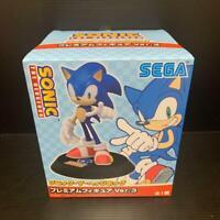 Sonic the Hedgehog Sonic Premium Figure Volume. 3 Prize Movie SEGA
