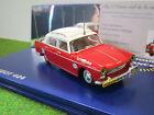 PEUGEOT 404 TOUR DE FRANCE de 1968 L'EQUIPE au 1/43 NOREV 474403 voiture miniatu