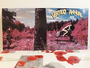2 LP sampler - The Vertigo Annual 1970