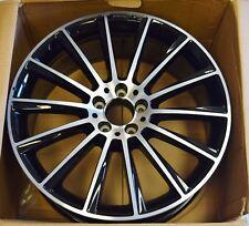 MERCEDES AMG GLC Class X253 8.5 X 20 Black Front Alloy Wheel Tyre A2534011900