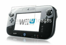 3pcs/lot Clear LCD Screen Protector Film Guard For Nintendo WII U WIIU Gamepad G