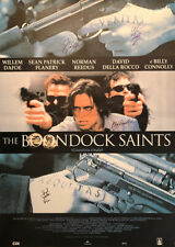 Signed Collectible  The boondocks saints  Poster