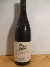 Saumur-Champigny Château Du Hureau 1990 Rouge.   - 1 Bouteille