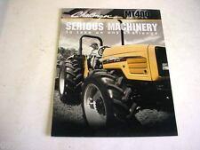Caterpillar Challenger MT400 Series Tractors Color Brochure 12 Pages          b1