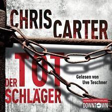 Der Totschläger: Thriller: 6 CDs (Ein Hunter-und-Garcia-Thriller, Band 5) - CD