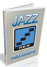 JAZZ REX LOOPS - PROPELLERHEADS REASON REFILL - DR OCTO REX JAZZ SAMPLES