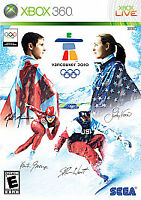 Vancouver 2010 (Xbox 360) Olympic Winter Games, Disc Only, Tested!