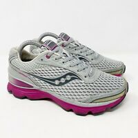 Saucony Shadow Genesis Gray Running Shoes Women's Size 8