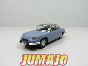 SOL37 Voiture 1/43 SOLIDO (Made in France) : PANHARD 24CT 1964