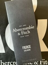 Abercrombie & Fitch Herren Eau de Cologne Fierce günstig